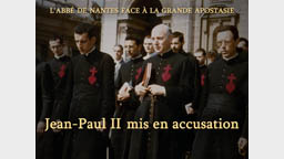Jean-Paul II mis en accusation.