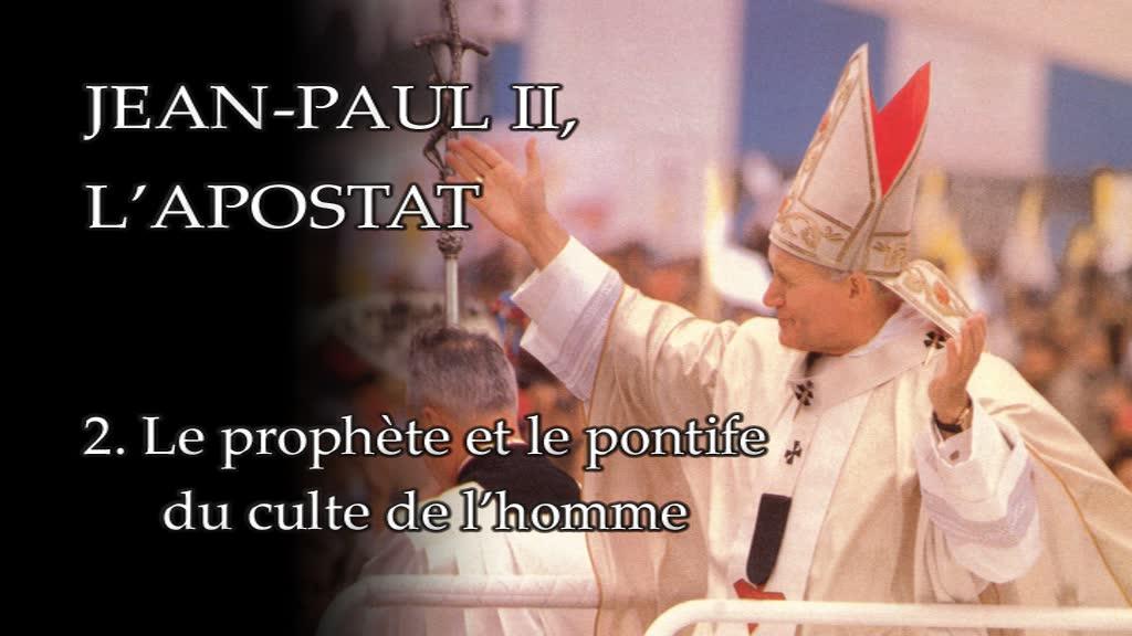 Le prophète et le pontife du culte de l´homme.