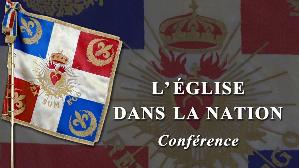 Conférence: L'Église dans la nation.