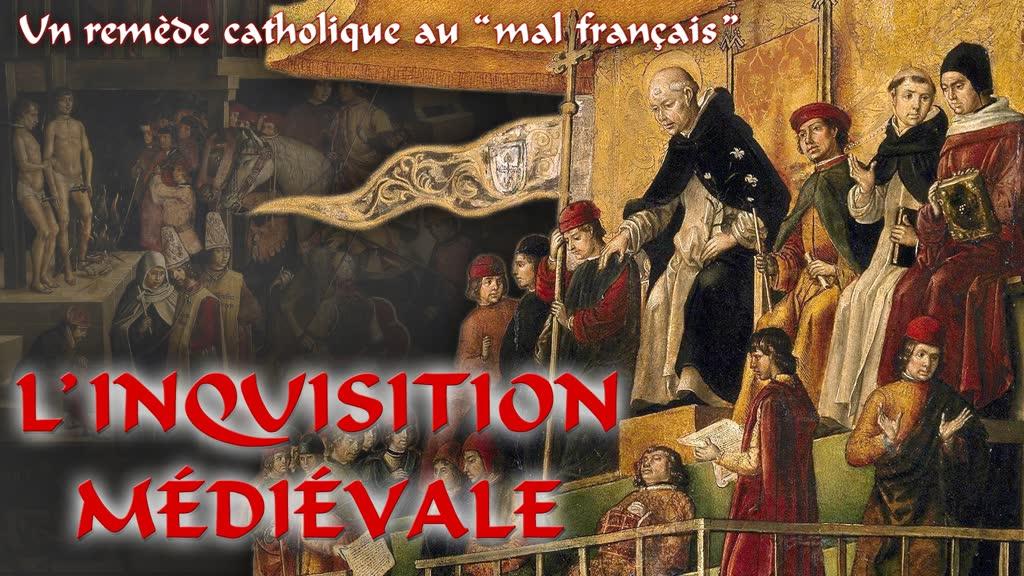 Inquisition médiévale B010-06_poster