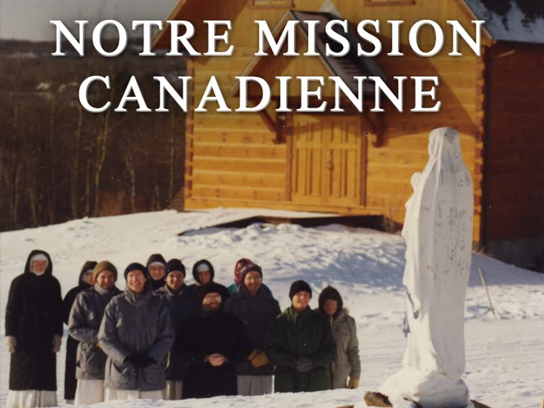 Notre mission canadienne