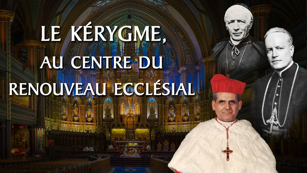 Le kérygme, au centre du renouveau ecclésial