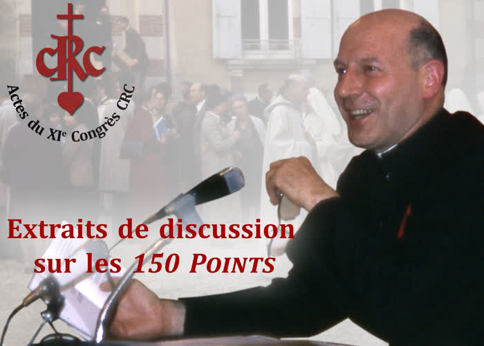 Extraits de discussion sur les 150 Points.