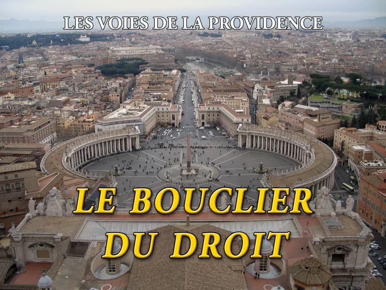 Le Bouclier du Droit.