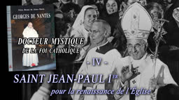 Saint Jean-Paul Ier.