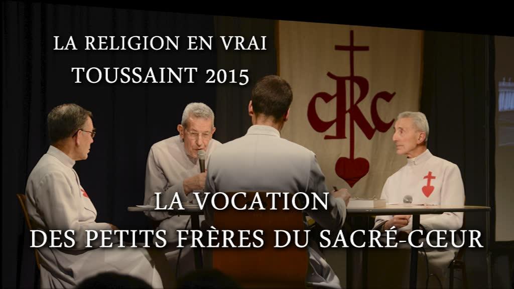 La vocation des Petits frères du Sacré-Cœur au sein de l'Église.