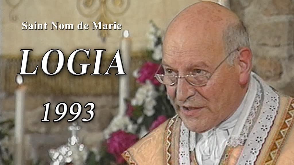 Sermon: «Je vous aime, ô Marie».