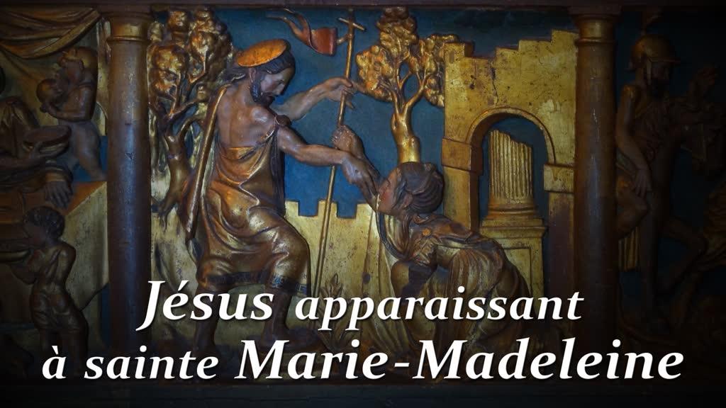 Jésus apparaissant à sainte Marie-Madeleine