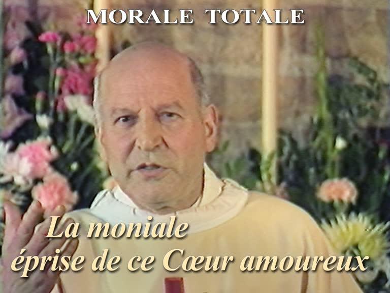 Sermon de la messe : La moniale éprise de ce Cœur amoureux.