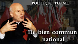 Du bien commun national