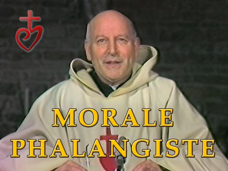 Morale phalangiste