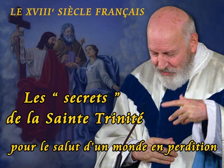 """Sermon de notre Père: Les """" secrets """" de la Sainte Trinité pour le salut d'un monde en perdition."""