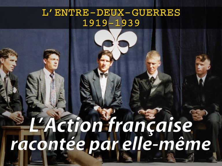 L'Action française par elle-même.