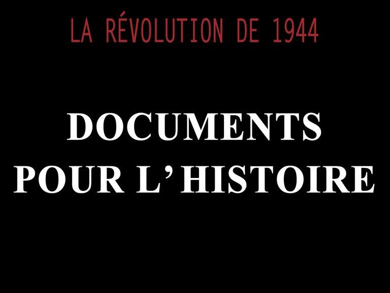 De Gaulle et les communistes.