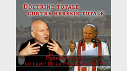 Doctrine totale contre hérésie totale
