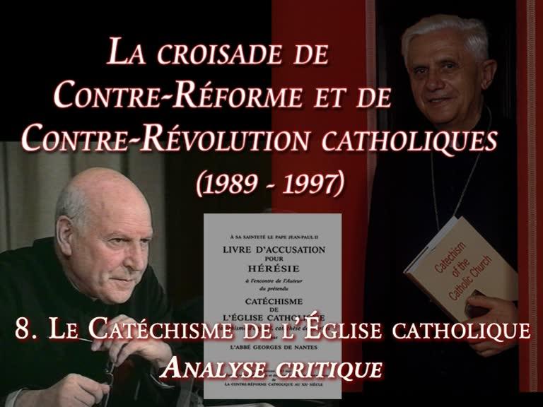 Le Catéchisme de l'Église catholique.