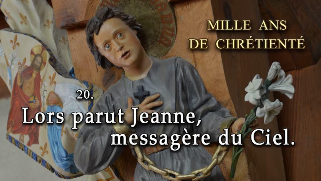 Conférence : Lors parut Jeanne, messagère du Ciel.