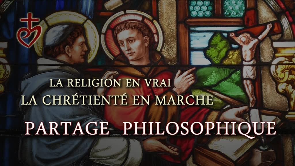 Partage philosophique.