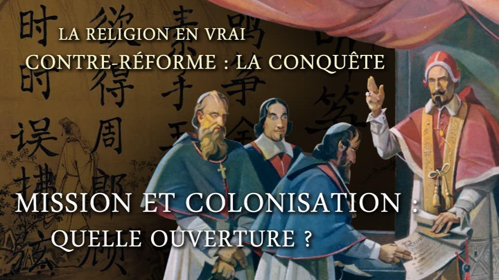 Mission et colonisation: quelle ouverture?