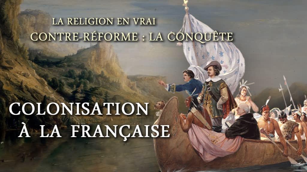 Colonisation à la française.