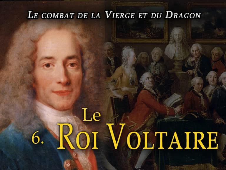 """Conférence: Le """"roi Voltaire""""."""