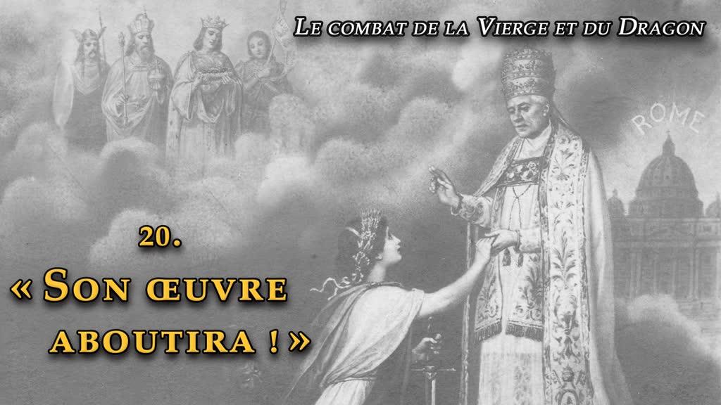 Sermon: «Son œuvre aboutira!»