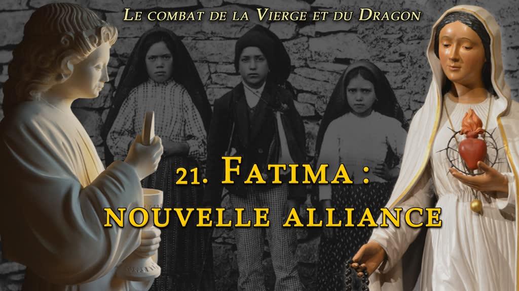 Conférence: Fatima: nouvelle alliance.