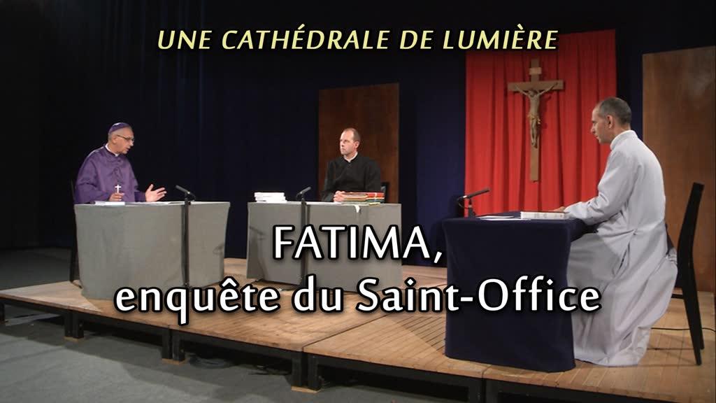 Théâtre: Fatima, enquête du Saint-Office.
