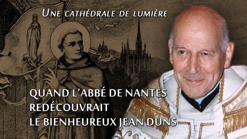 Conférence: Quand l'abbé de Nantes redécouvrait le bienheureux Jean Duns.