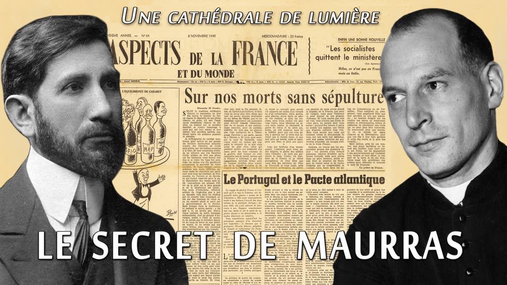 Conférence: Le secret de Maurras.
