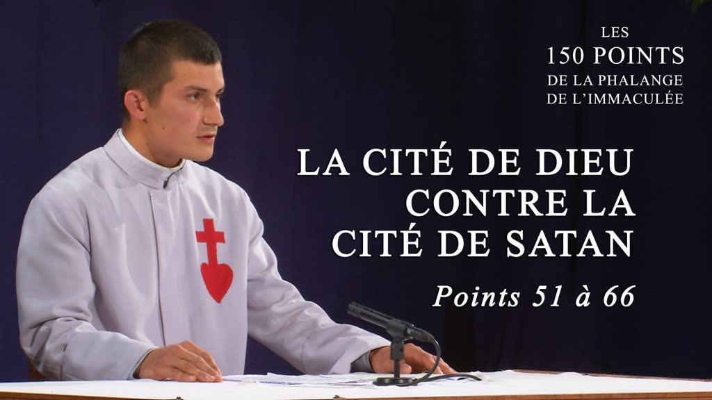 Conférence: 2000 ans de Chrétienté: la Cité de Dieu contre la Cité de Satan.