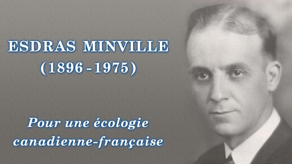 Esdras Minville  (1896-1975)