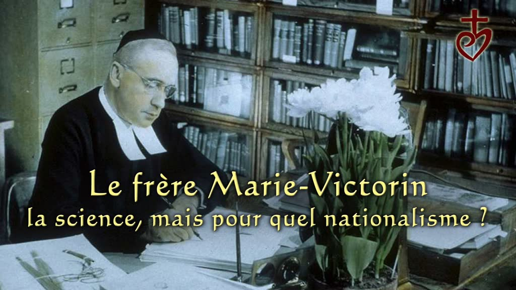 Le frère Marie-Victorin