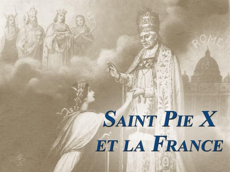 Saint Pie X et la France