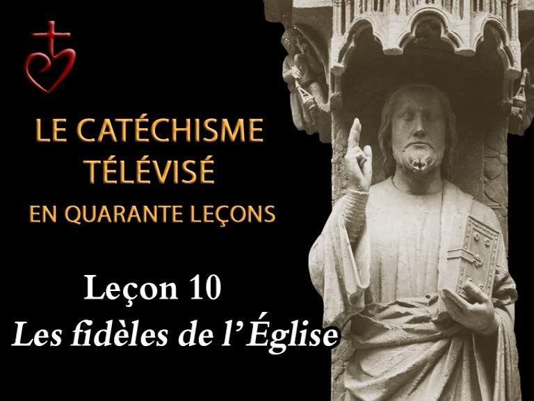 Leçon 10: L'Église – II (2 décembre).