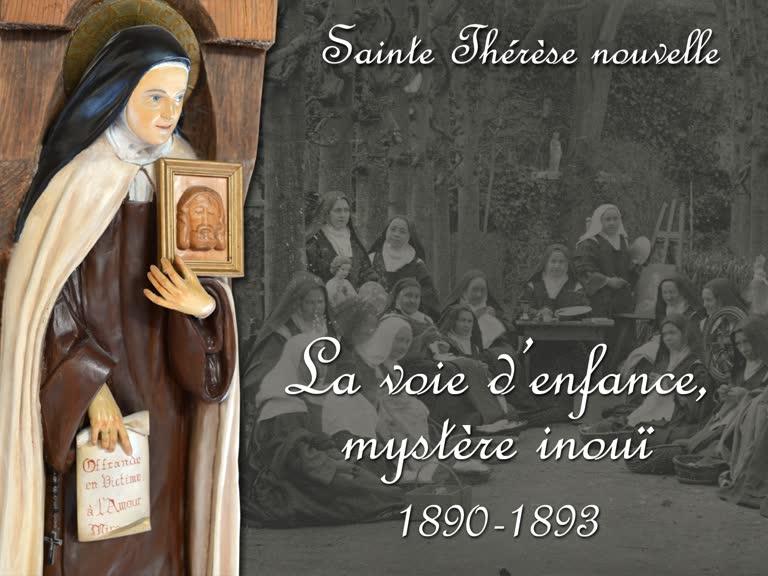 La voie d'enfance, mystère inouï (1890-1893).