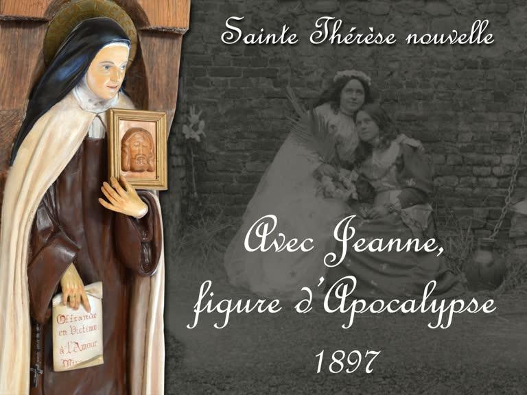 Avec Jeanne, figure d'Apocalypse (1897).