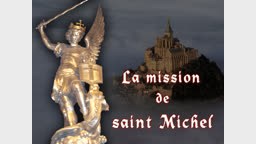 La mission de saint Michel