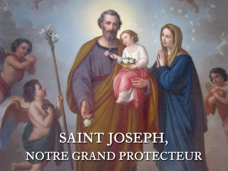 Saint Joseph, notre grand protecteur