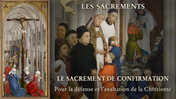 Le sacrement de confirmation