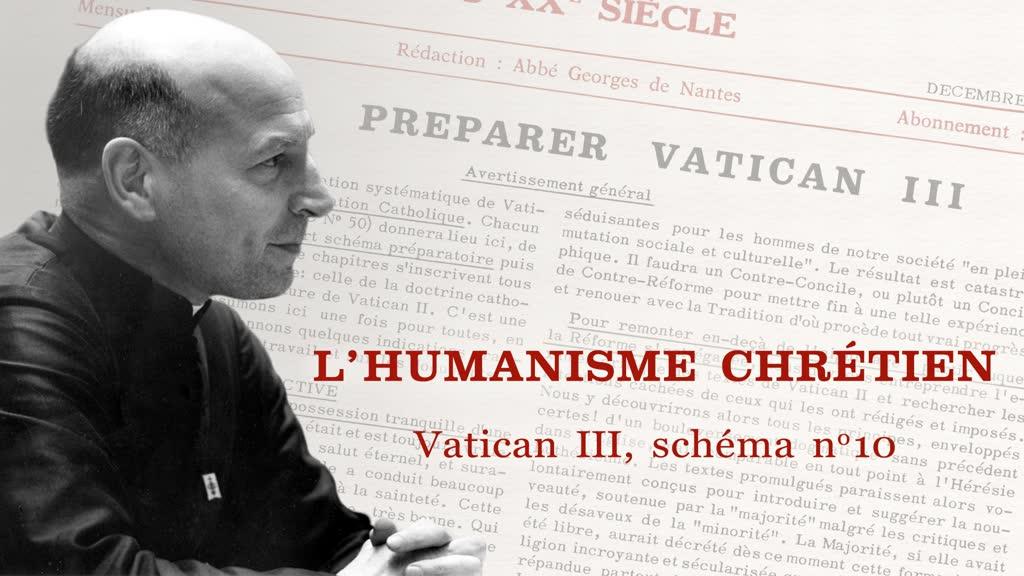 L'humanisme chrétien